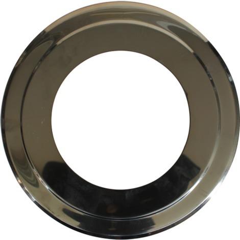 Rosace inox - Ø 100 mm