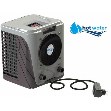 Pompe à chaleur piscine hors-sol HOT WATER Bestway 3,4Kw 20m3 2021