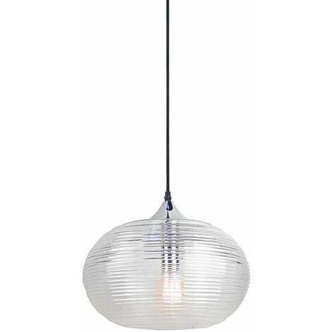 Lámpara Colgante Diamond Series Transparente
