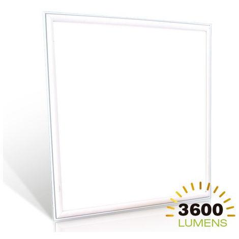 Panel LED cuadrado Samsung PRO 45W 595 mm x 595 mm Temperatura de color - 4000K Blanco natural