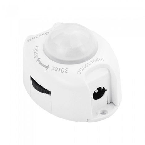 Sensor de movimiento PIR para digital bed lighting. Carga máxima 36W