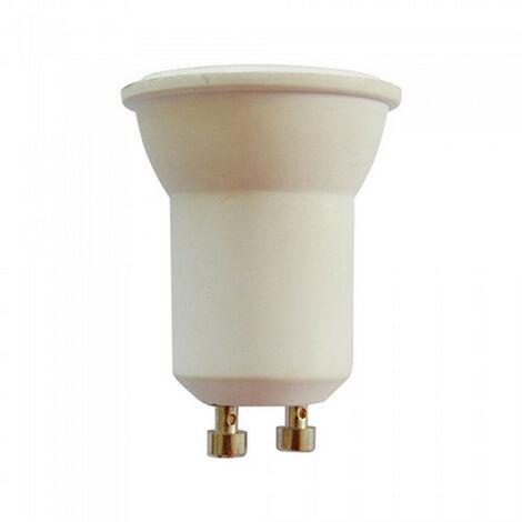 Dicroica LED Samsung GU10 2W 38° 220V V-TAC PRO Temperatura de color - 3000K Blanco cálido