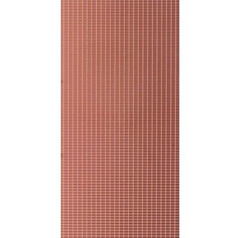 52425 H0, TT Piastra in plastica Rosso, Marrone (L x L) 200 mm x 100 mm Modello in plastica