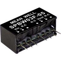 Mean WELL ALIMENTATORE tavolo tensione fisso gs40a05-p1j 5 V//DC 5 a 25 W