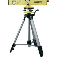 Brüder Mannesmann M81110 Livella manuale con laser incl. treppiede 40 cm 30 m 0.5 mm/m