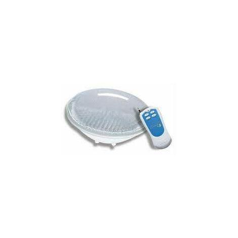 Lampe / ampoule PAR56 à LED Multicouleurs avec télécommande