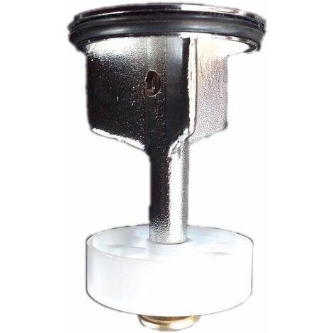 Clapet laiton a aillettes pour bonde de lavabo diam 40