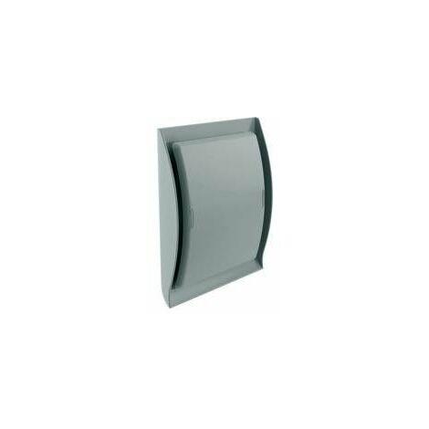 Grille de ventilation NEOLIA Design D.125 Sable