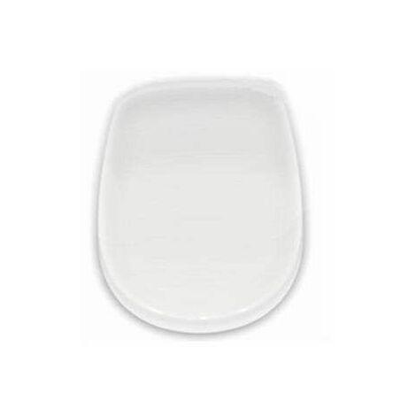 Abattant Selles Marly 1 blanc, fixation horizontale (00100861)