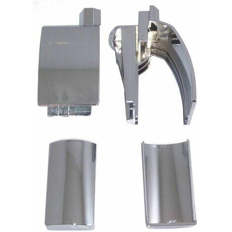 Kit pivot KINEDO chrome pour PA633