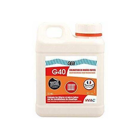 Colmateur de micro fuites G40, bidon de 1 litre FNL