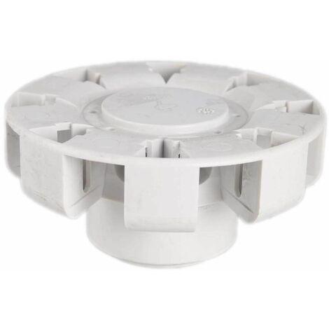 Collecteur pour filtre Aqualux side à clipser