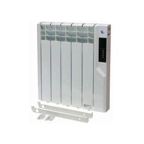 Radiateur électrique fonte aluminium, digital SF 2000W