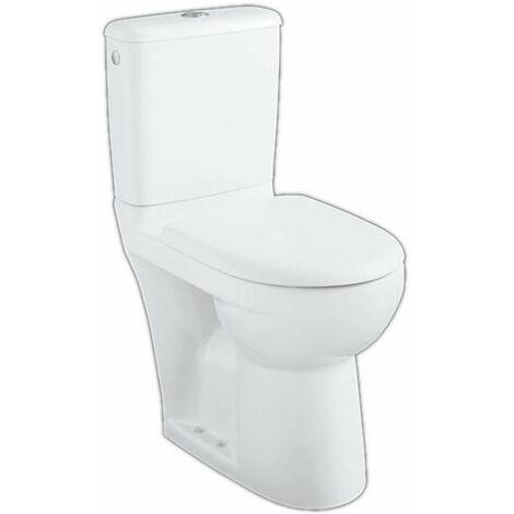 Pack WC royan PRIMA surélevé, sortie horizontale