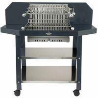 Table roulante pour grill encastrable 918.56 forge adour