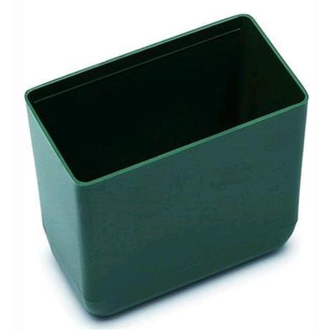 Terry Cassettiere In Plastica.Vaschetta Terry Per Cassettiere Servoblock Verdi V 7