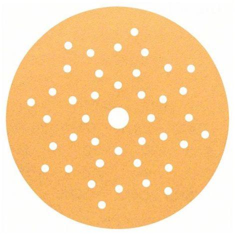 Disco lija rotorbital 125mm grr120 c470 bosch 5 pz