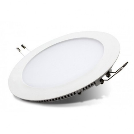 Foco downlight led 20w 1500lm 6000k-blanco emp rdo v-tac