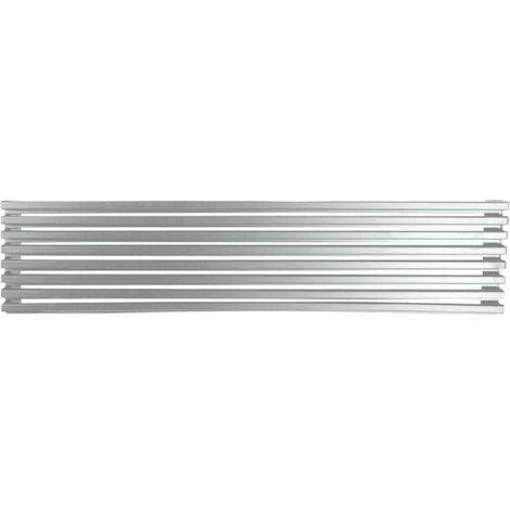Rejilla frigorifico-horno 8 elementos efecto inox micel