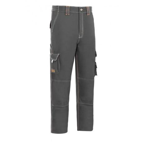 Pantalon trabajo t42 alg/elas gr l9000 mltibol vesin