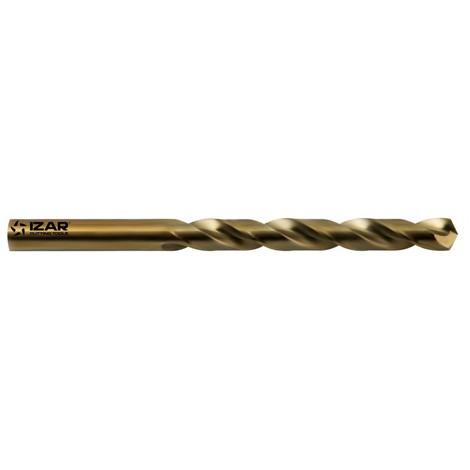 Broca met rect hss 09mm din338 5%cob corta izar