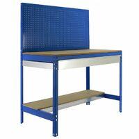 Kit Simonwork Bt2 Box 900 Azul/madera 1445x910x610