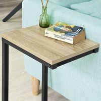 SoBuy Coffee Table Bed Sofa Side Table,FBT44-N