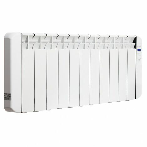 Haverland RC11BL - Emisor térmico fluido programable, espacios reducidos, 1250W