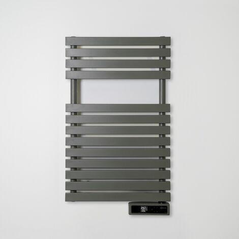 Toallero Eléctrico Rointe Serie D RAL 7010 TARPAULIN GREY Texturizado - 300W - TARPAULIN GREY