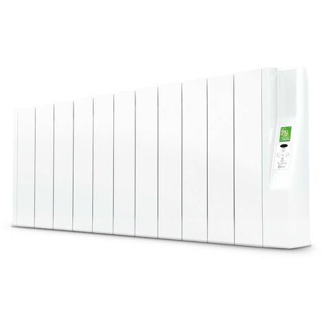 Radiador Eléctrico Rointe Short SRN1100RADC2 - 1100W 11 elementos - BLANCO