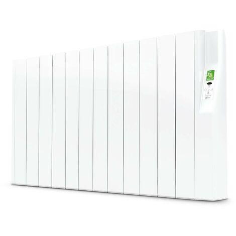 Radiador Eléctrico Rointe SRN1320RAD2 - 1320W 12 elementos - BLANCO