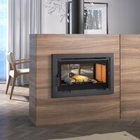 FM Insert de cheminée double face IT-102 14,5kW à chaleur ventilée
