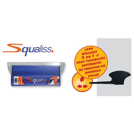 Lame à lisser Squaliss 350mm