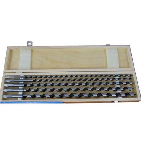 meche bois extra longue 460 mm