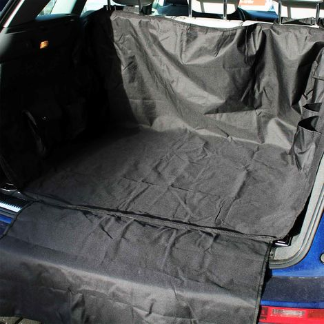 Manta perros 165x135cm Cubierta protectora impermeable coche Cubre asientos Cubre maletero Mascotas