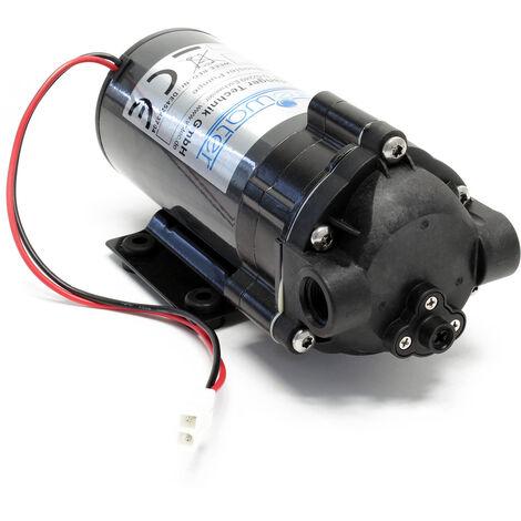 Naturewater bomba booster 200 GPD bomba refuerzo para equipo ósmosis inversa NW-RO400-E2 E-CHEN 200G