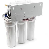Naturewater NW-RO50-A1 Equipo osmosis inversa (RO) 5-Etapas 180l/día Con bomba de aumento de presión