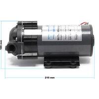 Naturewater bomba booster 300 GPD 24 V DC bomba de refuerzo para aumento de presión