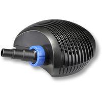 SunSun Kit Filtrado de estanque de presión 6000L con 11W UVC 10W-25m manguera skimmer CSP-250