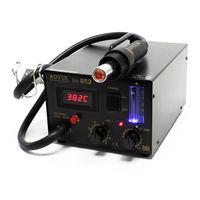 AOYUE Int852 Estación de Aire Caliente Retrabajo SMD Digital con Aire Caliente
