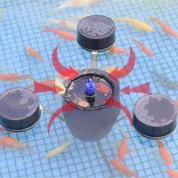 SunSun CSP-250 Skimmer flotante para estanque y fuente con bomba 2500l/h 45W Mantenimiento estanque