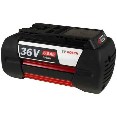 BOSCH Batterie GBA 36V Li-Ion 6 Ah XL - 1600A00L1M