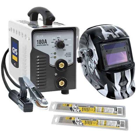GYS Poste MMA PROGYS 180A + LCD MASTER 9/13G IRON - 013742