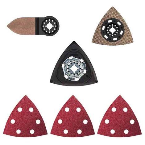 BOSCH Coffret Best of Sanding Starlock - 2608664133