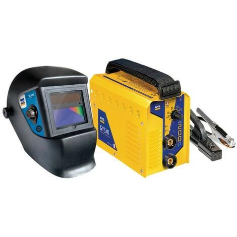 GYS Poste MMA Inverter GYSMI 200P + Masque LCD TECHNO 9/13 - 031579