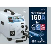 GYS Poste de soudure MIG/MAG Inverter EASYMIG160 - 032255