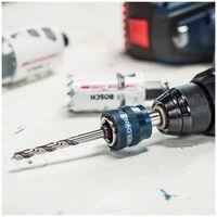 BOSCH Adaptateur Power Change Plus SDS- Plus + foret HSS-G Ø7,15x85mm - 2608522411