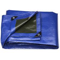 Telo occhiellato Ribitech 650g//mq in PVC 6//15//20//40 mq impermeabile rinforzato