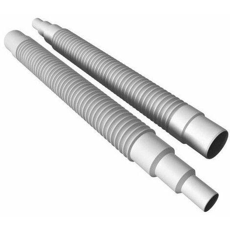 Flexibler Anschlußschlauch Verlängerung  Ø 50/50,40,32 Länge 250, 350, 500 mm | Länge: 50 cm