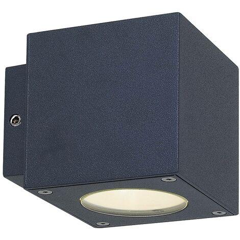 Aplique LED para exteriores Jarno, grafito